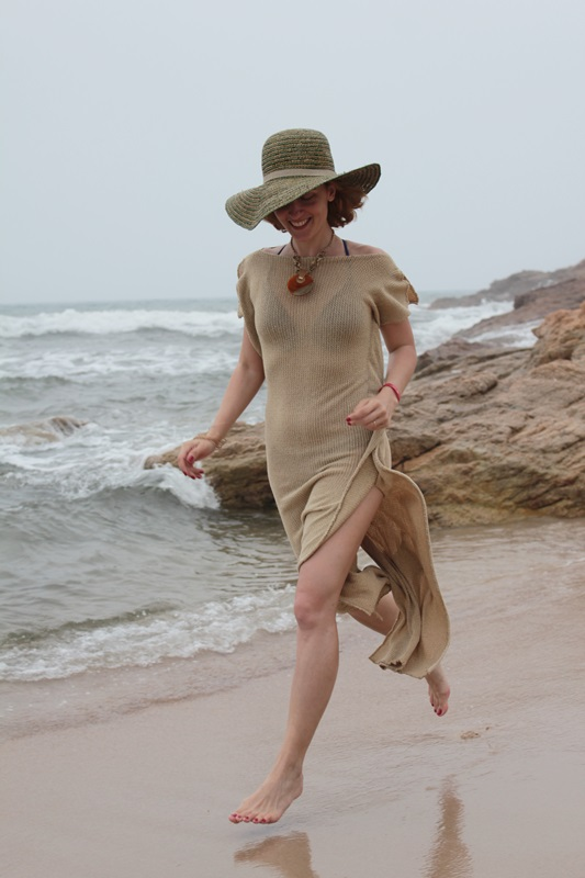 Margaret Dallospedale, Fashion blogger, The Indian Savage diary, Fashion blog, www.indiansavage.com, fashion tips, Lifestyle, How to wear, Beach dress,  4