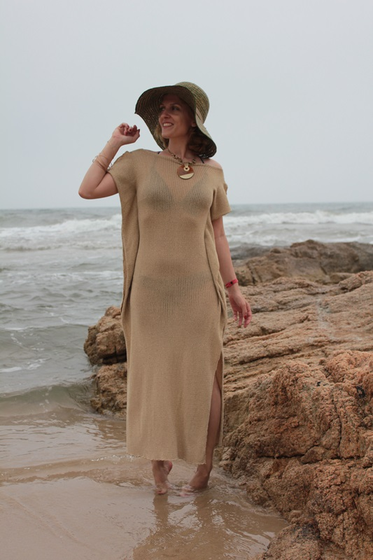 Margaret Dallospedale, Fashion blogger, The Indian Savage diary, Fashion blog, www.indiansavage.com, fashion tips, Lifestyle, How to wear, Beach dress,  5