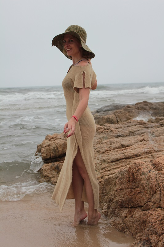Margaret Dallospedale, Fashion blogger, The Indian Savage diary, Fashion blog, www.indiansavage.com, fashion tips, Lifestyle, How to wear, Beach dress,  6