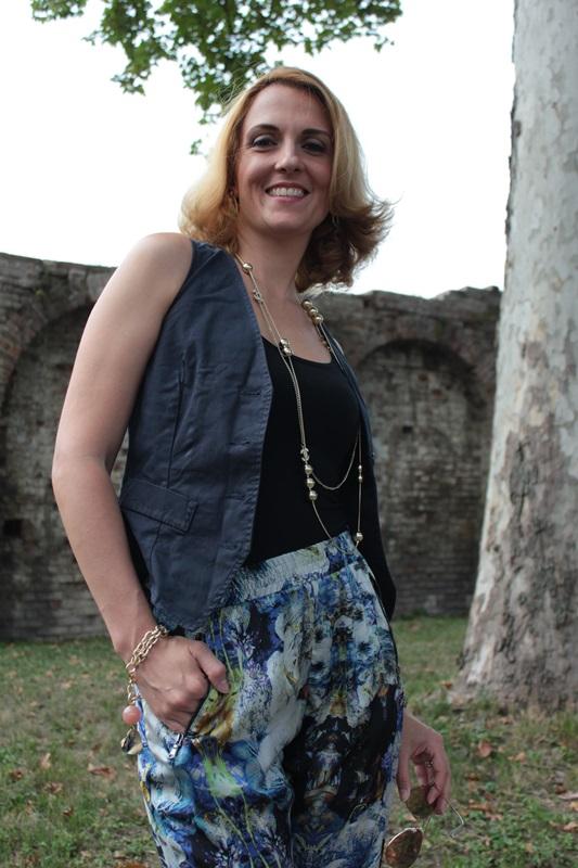 Margaret Dallospedale, Fashion blogger, The Indian Savage diary, Fashion blog, www.indiansavage.com, fashion tips, Lifestyle, How to wear, Pajama pants,  11