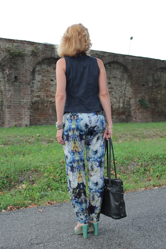 Margaret Dallospedale, Fashion blogger, The Indian Savage diary, Fashion blog, www.indiansavage.com, fashion tips, Lifestyle, How to wear, Pajama pants,  7