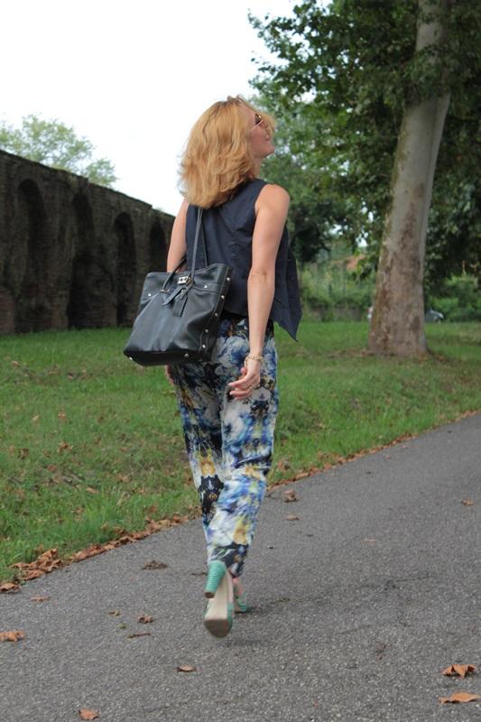 Margaret Dallospedale, Fashion blogger, The Indian Savage diary, Fashion blog, www.indiansavage.com, fashion tips, Lifestyle, How to wear, Pajama pants,  8