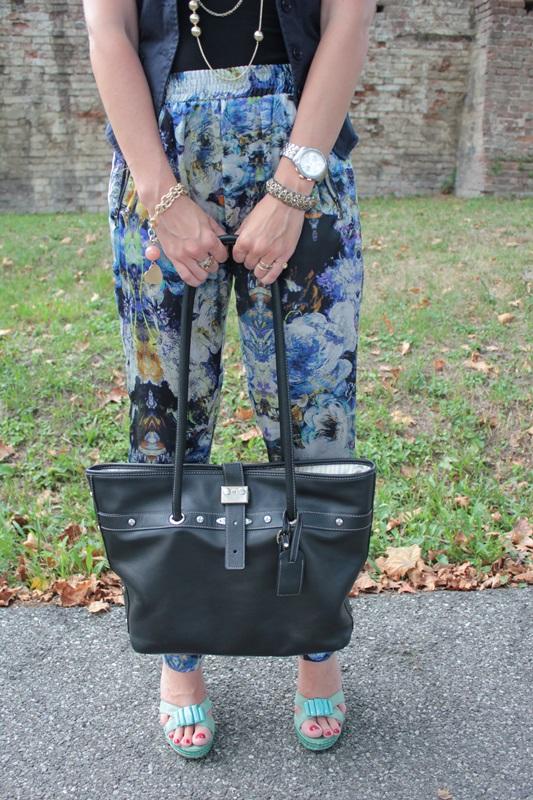 Margaret Dallospedale, Fashion blogger, The Indian Savage diary, Fashion blog, www.indiansavage.com, fashion tips, Lifestyle, How to wear, Pajama pants,  9