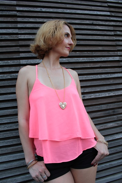 Margaret Dallospedale, Fashion blogger, The Indian Savage diary, Fashion blog, www.indiansavage.com, fashion tips, Lifestyle, How to wear, Ruffle Tank Top, 8