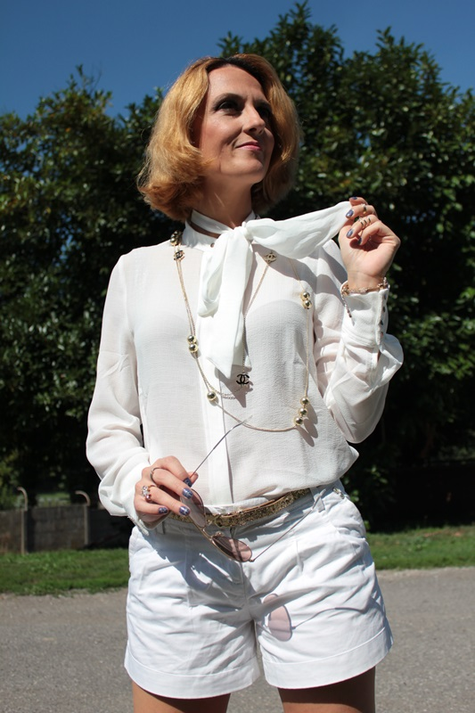 Margaret Dallospedale, Fashion blogger, The Indian Savage diary, Fashion blog, www.indiansavage.com, fashion tips, Lifestyle, How to wear, Total White, 8