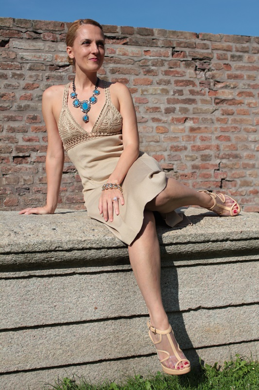 Margaret Dallospedale, Fashion blogger, The Indian Savage diary, Fashion blog, www.indiansavage.com, fashion tips, Lifestyle, How to wear, Valentino dress,  1