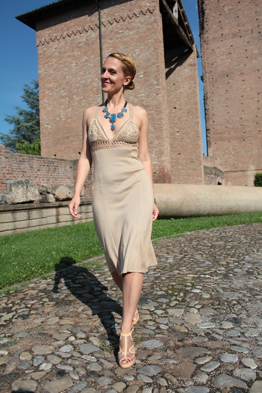 Margaret Dallospedale, Fashion blogger, The Indian Savage diary, Fashion blog, www.indiansavage.com, fashion tips, Lifestyle, How to wear, Valentino dress,  3