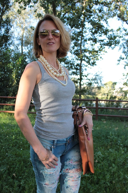 Margaret Dallospedale, Fashion blogger, The Indian Savage diary, Fashion blog, www.indiansavage.com, fashion tips, Lifestyle, How to wear, Totes bag, 9