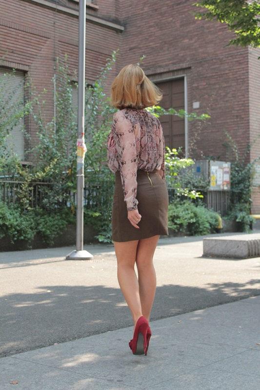 Margaret Dallospedale, Fashion blogger, The Indian Savage diary, Fashion blog, www.indiansavage.com, fashion tips, Lifestyle, How to wear, Classy Python, 6