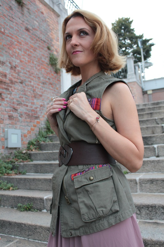Margaret Dallospedale, Fashion blogger, The Indian Savage diary, Fashion blog, www.indiansavage.com, fashion tips, Lifestyle, How to wear, Military Style, 7