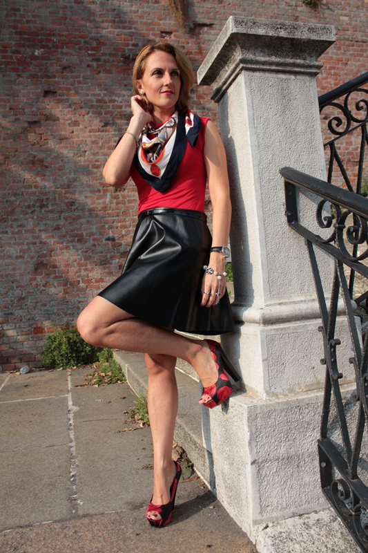 Red And Black Fashion Outfit 62 Indiansavage Com By