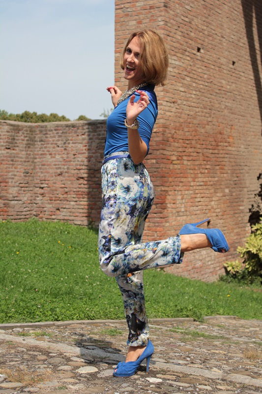 Margaret Dallospedale, Fashion blogger, The Indian Savage diary, Fashion blog, www.indiansavage.com, fashion tips, Lifestyle, How to wear, pajama pants, 1