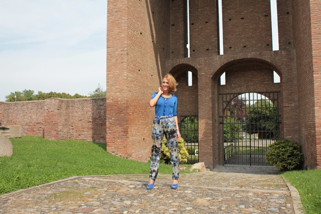 Margaret Dallospedale, Fashion blogger, The Indian Savage diary, Fashion blog, www.indiansavage.com, fashion tips, Lifestyle, How to wear, pajama pants, 10