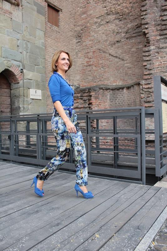 Margaret Dallospedale, Fashion blogger, The Indian Savage diary, Fashion blog, www.indiansavage.com, fashion tips, Lifestyle, How to wear, pajama pants, 4