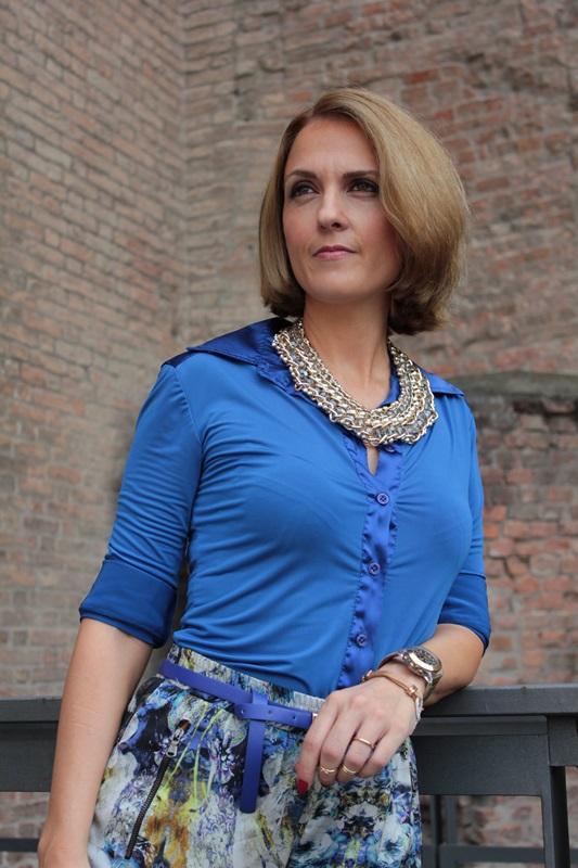 Margaret Dallospedale, Fashion blogger, The Indian Savage diary, Fashion blog, www.indiansavage.com, fashion tips, Lifestyle, How to wear, pajama pants, 5