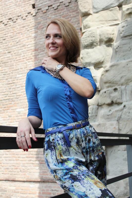 Margaret Dallospedale, Fashion blogger, The Indian Savage diary, Fashion blog, www.indiansavage.com, fashion tips, Lifestyle, How to wear, pajama pants, 6