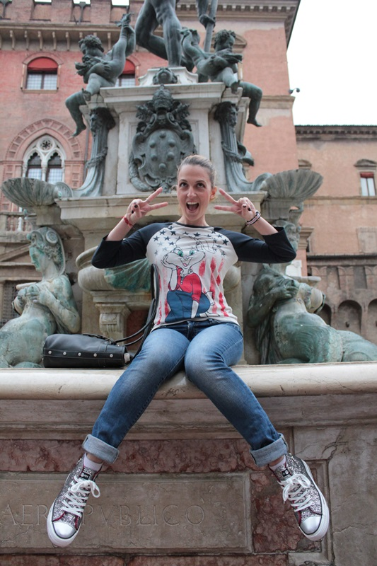 Margaret Dallospedale, Fashion blogger, Maggie Dallospedale Fashion diary, fashion tips, Lifestyle, Bologna Time, 1