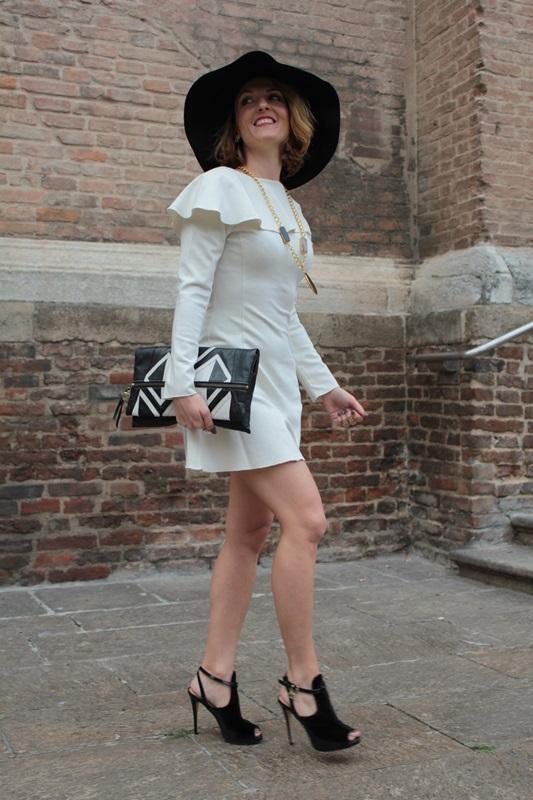 Margaret Dallospedale, Fashion blogger, Maggie Dallospedale Fashion diary, fashion tips, Lifestyle, Ethereal White, 1