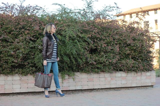 Margaret Dallospedale, Fashion blogger, Maggie Dallospedale Fashion diary, fashion tips, Lifestyle, Minimal Leather jacket, 14