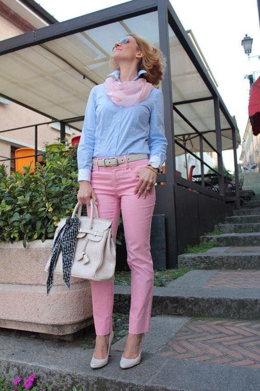 Margaret Dallospedale, Fashion blogger, Maggie Dallospedale Fashion diary, fashion tips, Lifestyle, Pastel mixed, 1