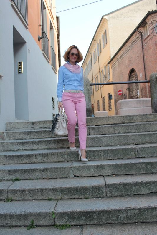 Margaret Dallospedale, Fashion blogger, Maggie Dallospedale Fashion diary, fashion tips, Lifestyle, Pastel mixed, 2