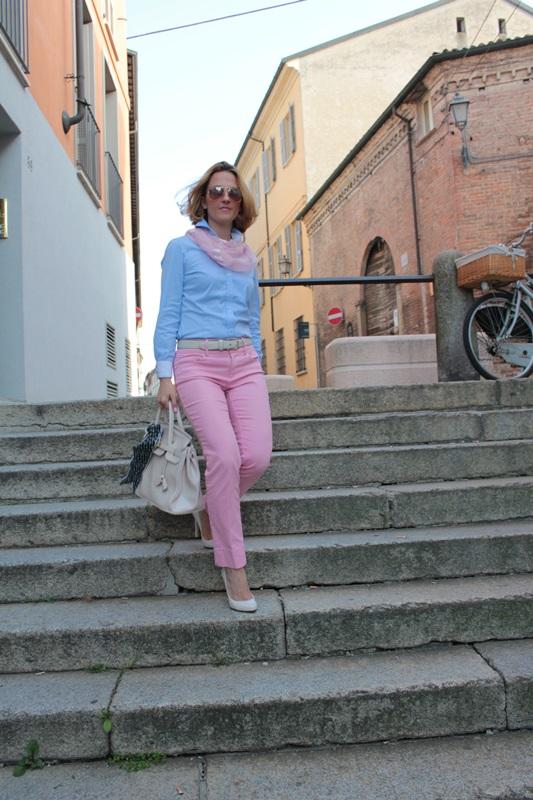 Margaret Dallospedale, Fashion blogger, Maggie Dallospedale Fashion diary, fashion tips, Lifestyle, Pastel mixed, 3