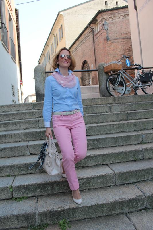Margaret Dallospedale, Fashion blogger, Maggie Dallospedale Fashion diary, fashion tips, Lifestyle, Pastel mixed, 4