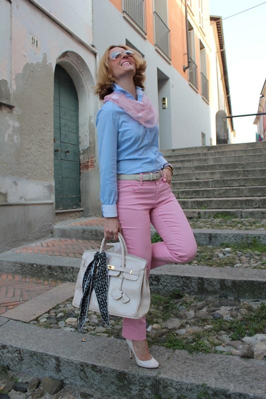 Margaret Dallospedale, Fashion blogger, Maggie Dallospedale Fashion diary, fashion tips, Lifestyle, Pastel mixed, 5