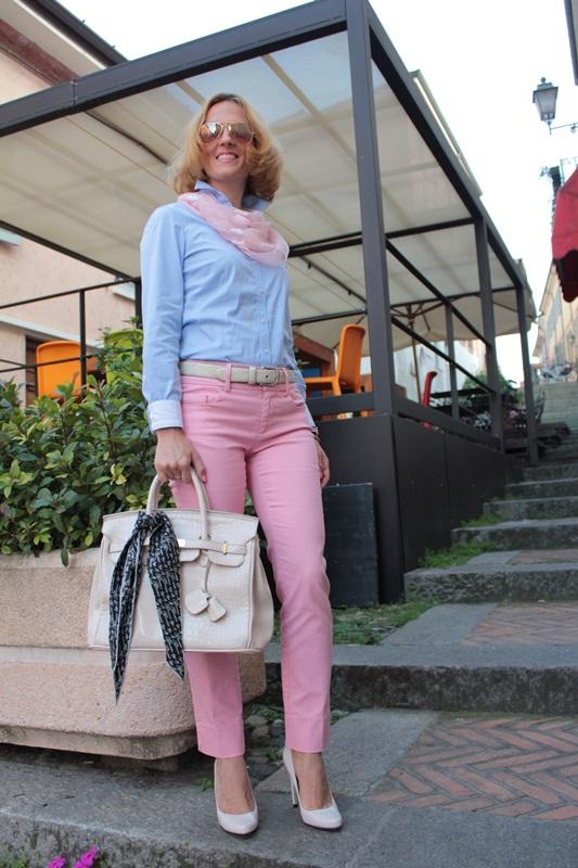Margaret Dallospedale, Fashion blogger, Maggie Dallospedale Fashion diary, fashion tips, Lifestyle, Pastel mixed, 6