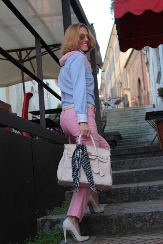 Margaret Dallospedale, Fashion blogger, Maggie Dallospedale Fashion diary, fashion tips, Lifestyle, Pastel mixed, 7