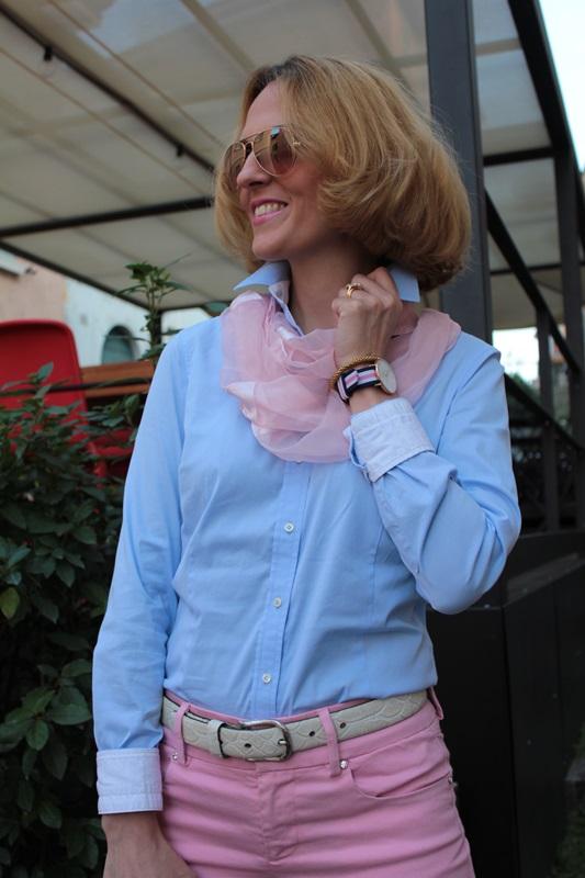 Margaret Dallospedale, Fashion blogger, Maggie Dallospedale Fashion diary, fashion tips, Lifestyle, Pastel mixed, 8