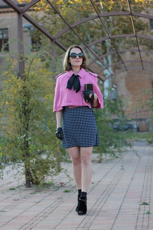 Margaret Dallospedale, Fashion blogger, Maggie Dallospedale Fashion diary, fashion tips, Lifestyle, Plaid on Plaid, 0