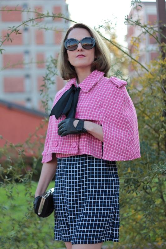 Margaret Dallospedale, Fashion blogger, Maggie Dallospedale Fashion diary, fashion tips, Lifestyle, Plaid on Plaid, 11