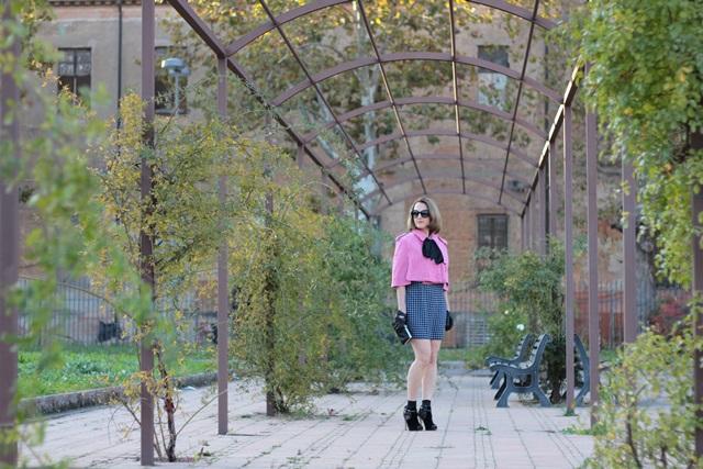 Margaret Dallospedale, Fashion blogger, Maggie Dallospedale Fashion diary, fashion tips, Lifestyle, Plaid on Plaid, 12