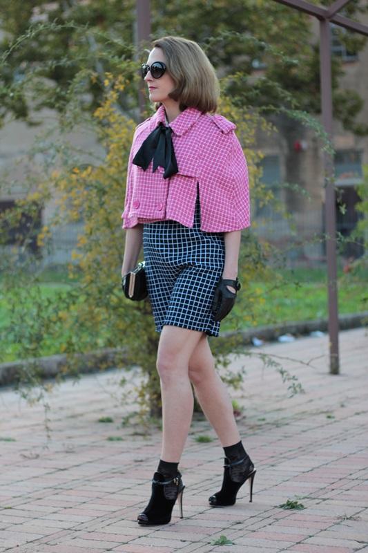 Margaret Dallospedale, Fashion blogger, Maggie Dallospedale Fashion diary, fashion tips, Lifestyle, Plaid on Plaid, 3