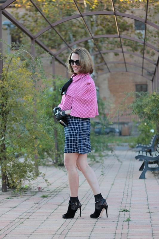 Margaret Dallospedale, Fashion blogger, Maggie Dallospedale Fashion diary, fashion tips, Lifestyle, Plaid on Plaid, 4