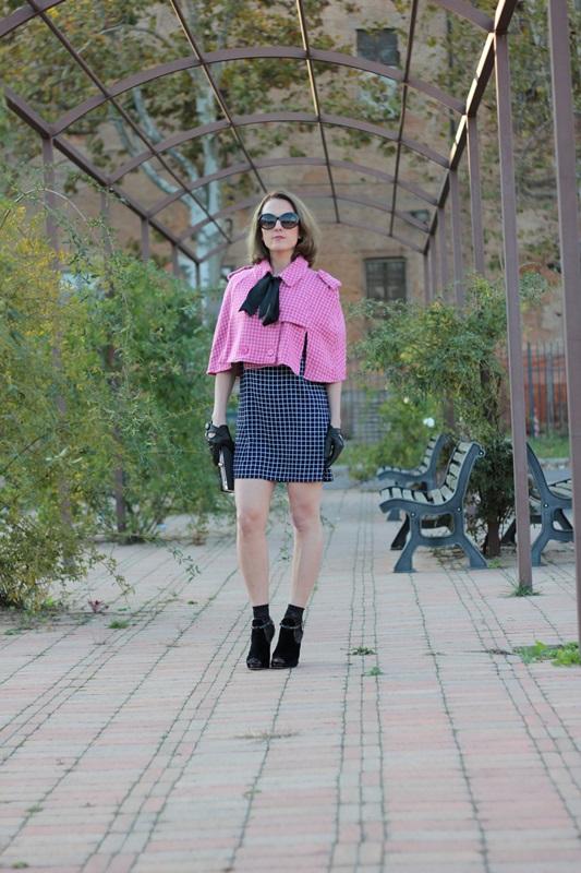 Margaret Dallospedale, Fashion blogger, Maggie Dallospedale Fashion diary, fashion tips, Lifestyle, Plaid on Plaid, 5