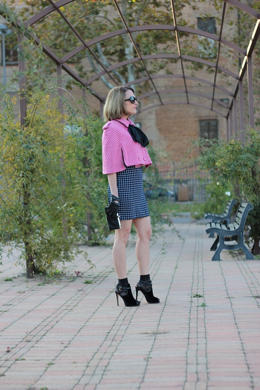 Margaret Dallospedale, Fashion blogger, Maggie Dallospedale Fashion diary, fashion tips, Lifestyle, Plaid on Plaid, 6