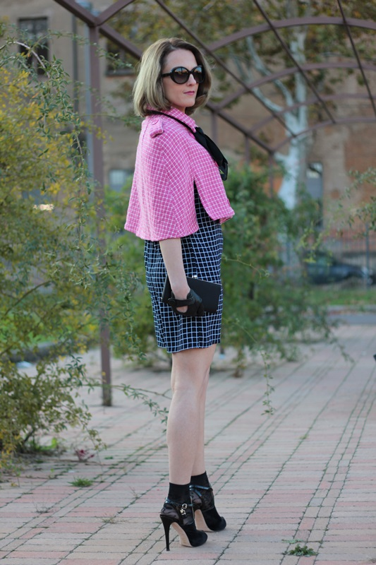 Margaret Dallospedale, Fashion blogger, Maggie Dallospedale Fashion diary, fashion tips, Lifestyle, Plaid on Plaid, 8