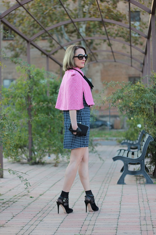 Margaret Dallospedale, Fashion blogger, Maggie Dallospedale Fashion diary, fashion tips, Lifestyle, Plaid on Plaid, 9
