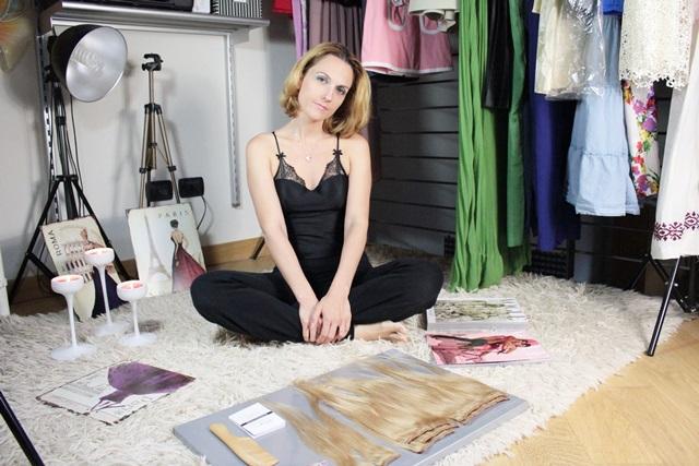 Margaret Dallospedale, Fashion blogger, Maggie Dallospedale Fashion diary, fashion tips, abHair extensions, tutorial, 1