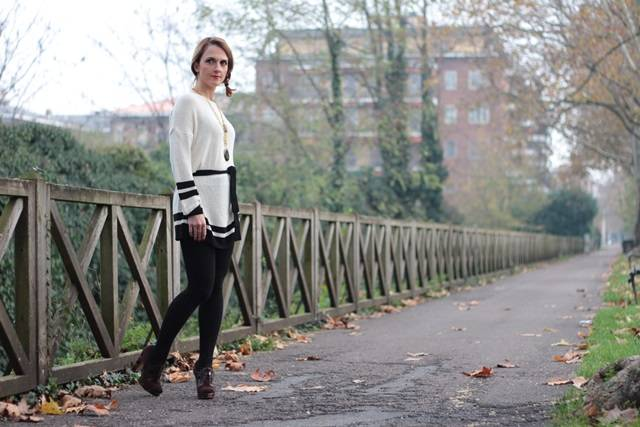 Margaret Dallospedale, Maggie Dallospedale fashion diary, Fashion blog, Fashion blogger,  fashion tips, how to wear, Outfits, OOTD, Fall outfit, Maxi sweater, 14