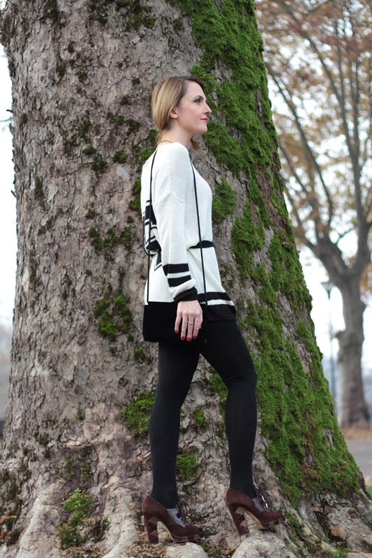 Margaret Dallospedale, Maggie Dallospedale fashion diary, Fashion blog, Fashion blogger,  fashion tips, how to wear, Outfits, OOTD, Fall outfit, Maxi sweater, 2