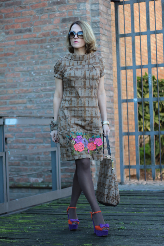 Margaret Dallospedale, Maggie Dallospedlae fashion diary, Fashion blog, Fashion blogger,  fashion tips, how to wear, Outfits, OOTD, Fall outfit, Vintage Mamatayoe Ginger Style, 2