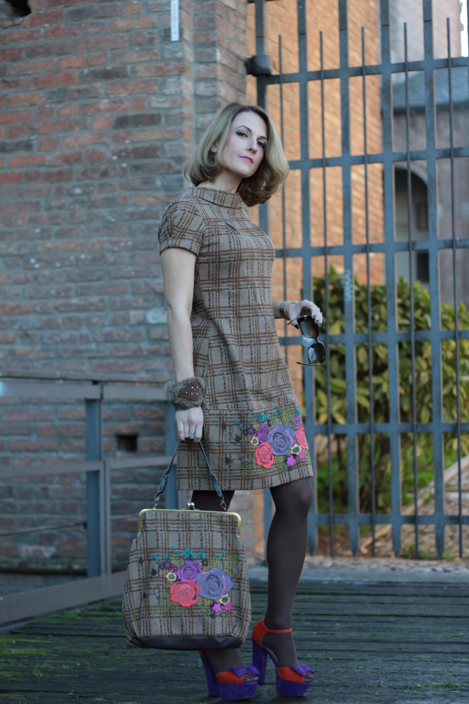 Margaret Dallospedale, Maggie Dallospedlae fashion diary, Fashion blog, Fashion blogger,  fashion tips, how to wear, Outfits, OOTD, Fall outfit, Vintage Mamatayoe Ginger Style, 5