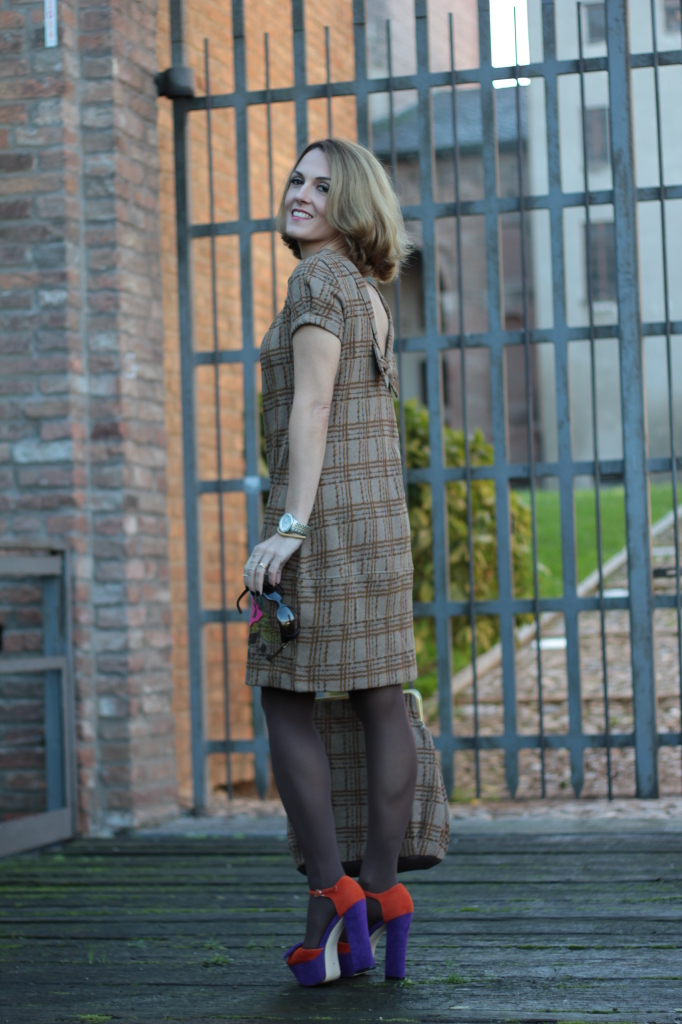 Margaret Dallospedale, Maggie Dallospedlae fashion diary, Fashion blog, Fashion blogger,  fashion tips, how to wear, Outfits, OOTD, Fall outfit, Vintage Mamatayoe Ginger Style, 6