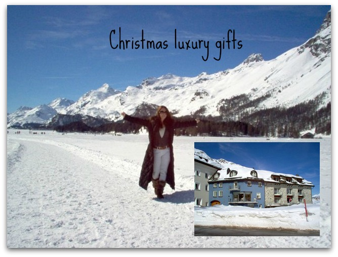 Christmas luxury gifts
