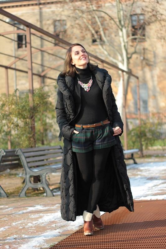 Fashion blogger, Fashion blog, Maggie Dallospedale fashion diary, fashion outfit, Moncler long coat, 2