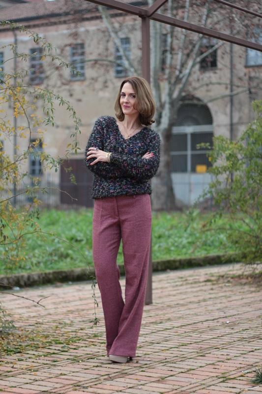 Fashion blogger, Fashion blog, Maggie Dallospedale fashion diary, fashion outfit, New sweater, 1
