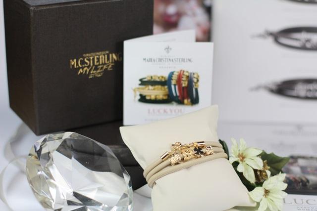 Luckyou bracelet, Maria Cristina Sterling, Luckyou, Lucky, bracelet,2